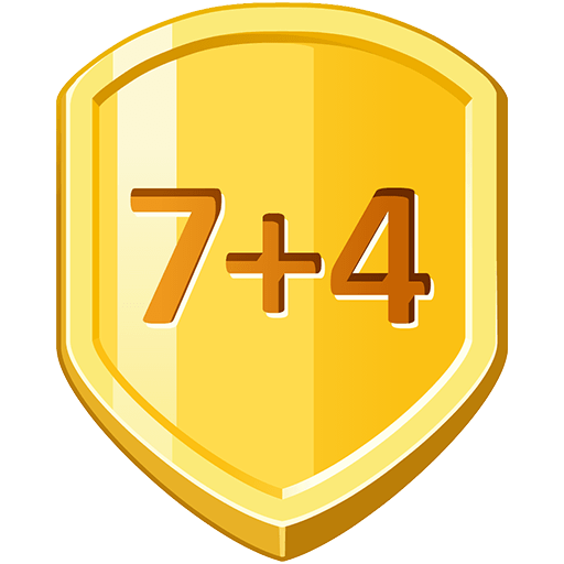 Arithmetic: Operations involving numbers - Grade 4 (Gold badge)