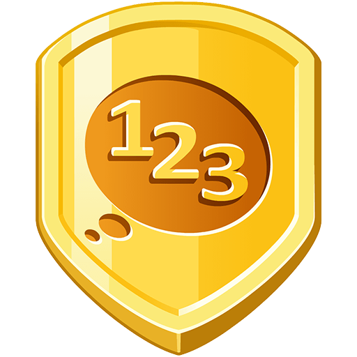 Arithmetic: Number sense - Grade 4 (Gold badge)